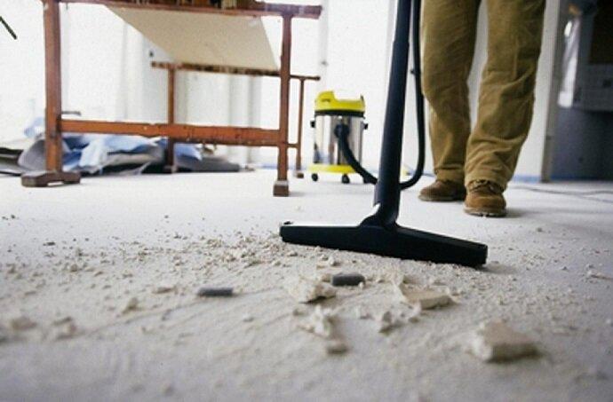 Уборка квартиры после ремонта в Москве - Стройгарант