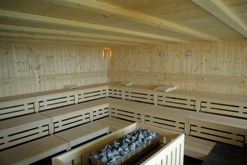 Финишная отделка финской сауны в Москве - Стройгарант